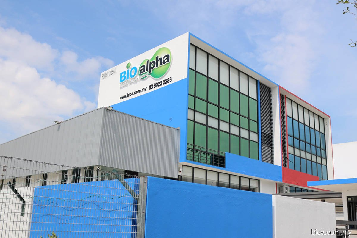 Bioalpha active, surges 39% on RM2.1b contract to supply health food products to China