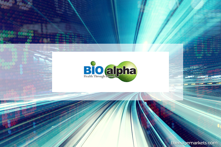 Stock With Momentum: Bioalpha Holdings Bhd
