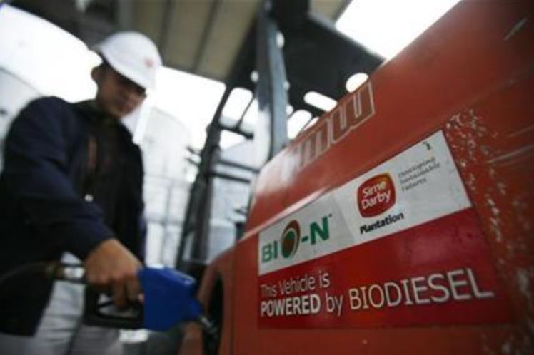 Biodiesel demand in the EU to remain stable, says Lipidos Santiga
