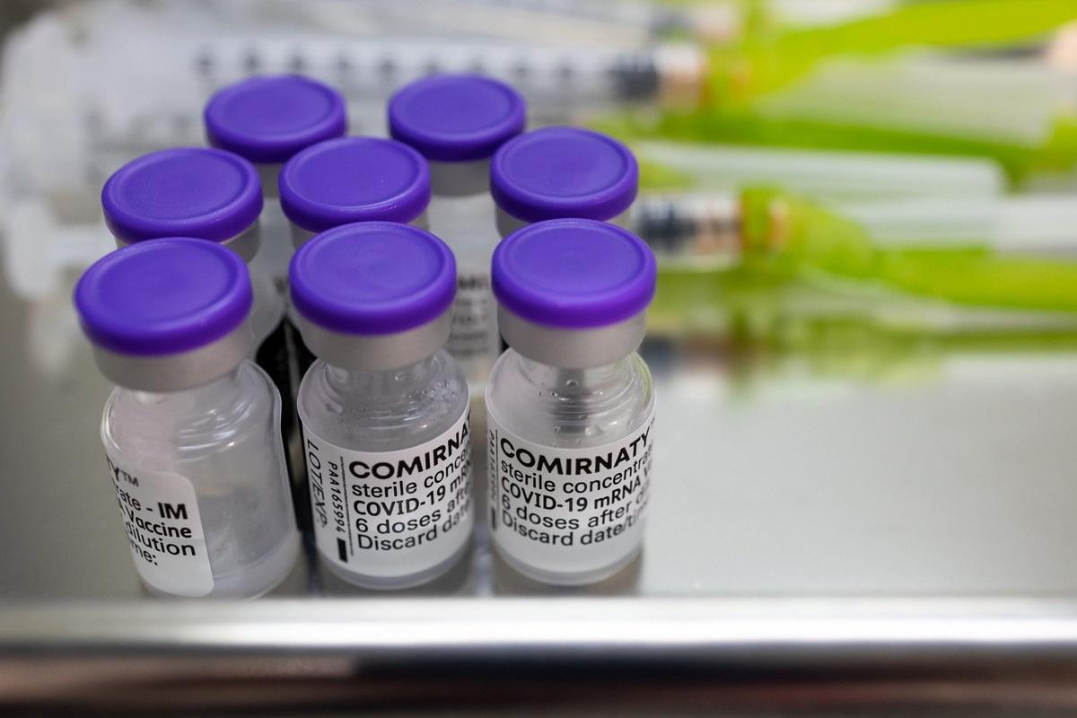 BioNTech shots trigger more antibodies than Sinovac, SCMP says