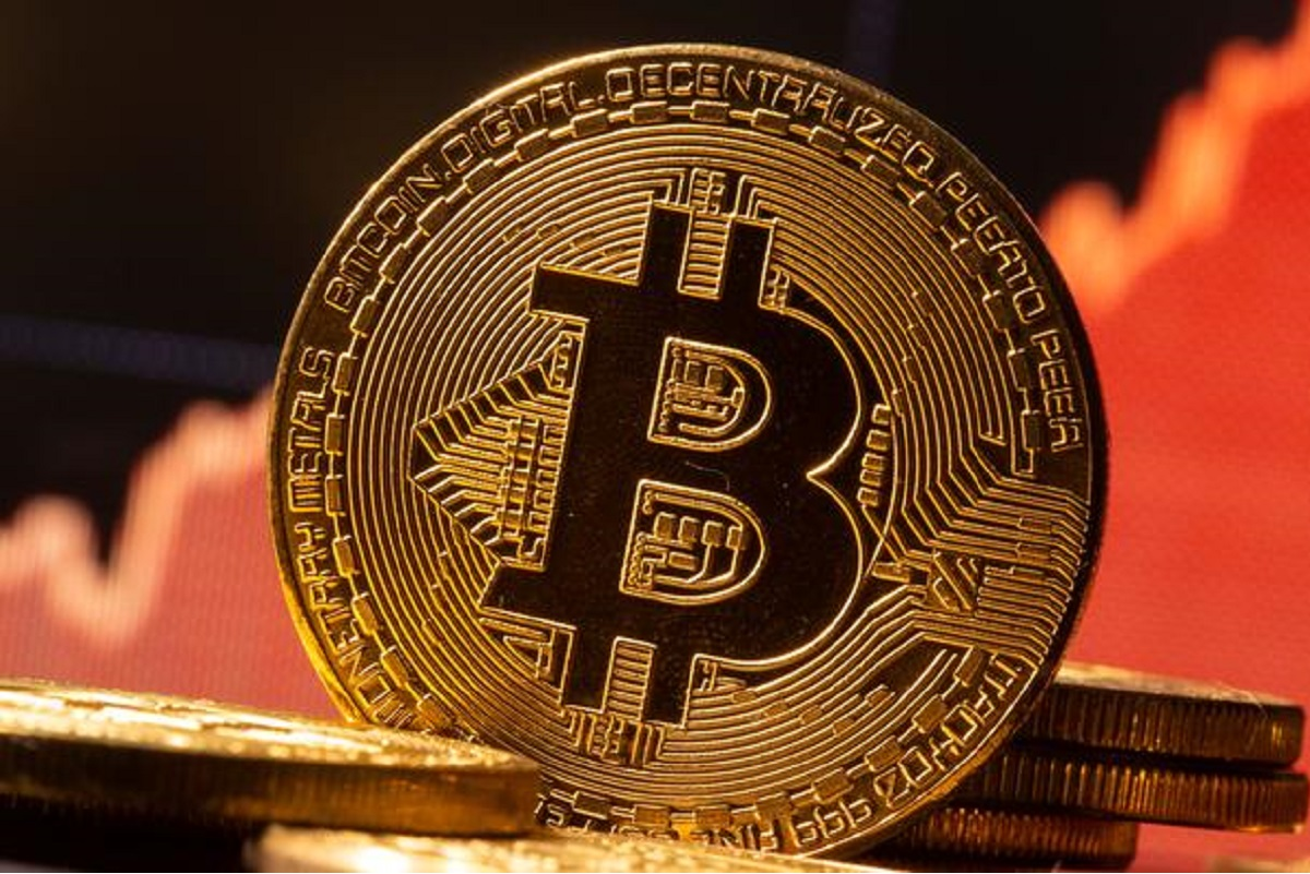 Bitcoin hovers near six-month high on ETF hopes, inflation worries