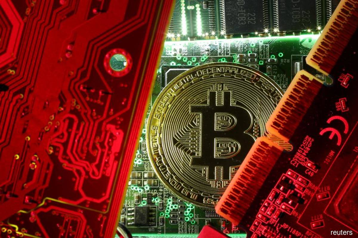 Bitcoin hits record high before landmark Coinbase IPO