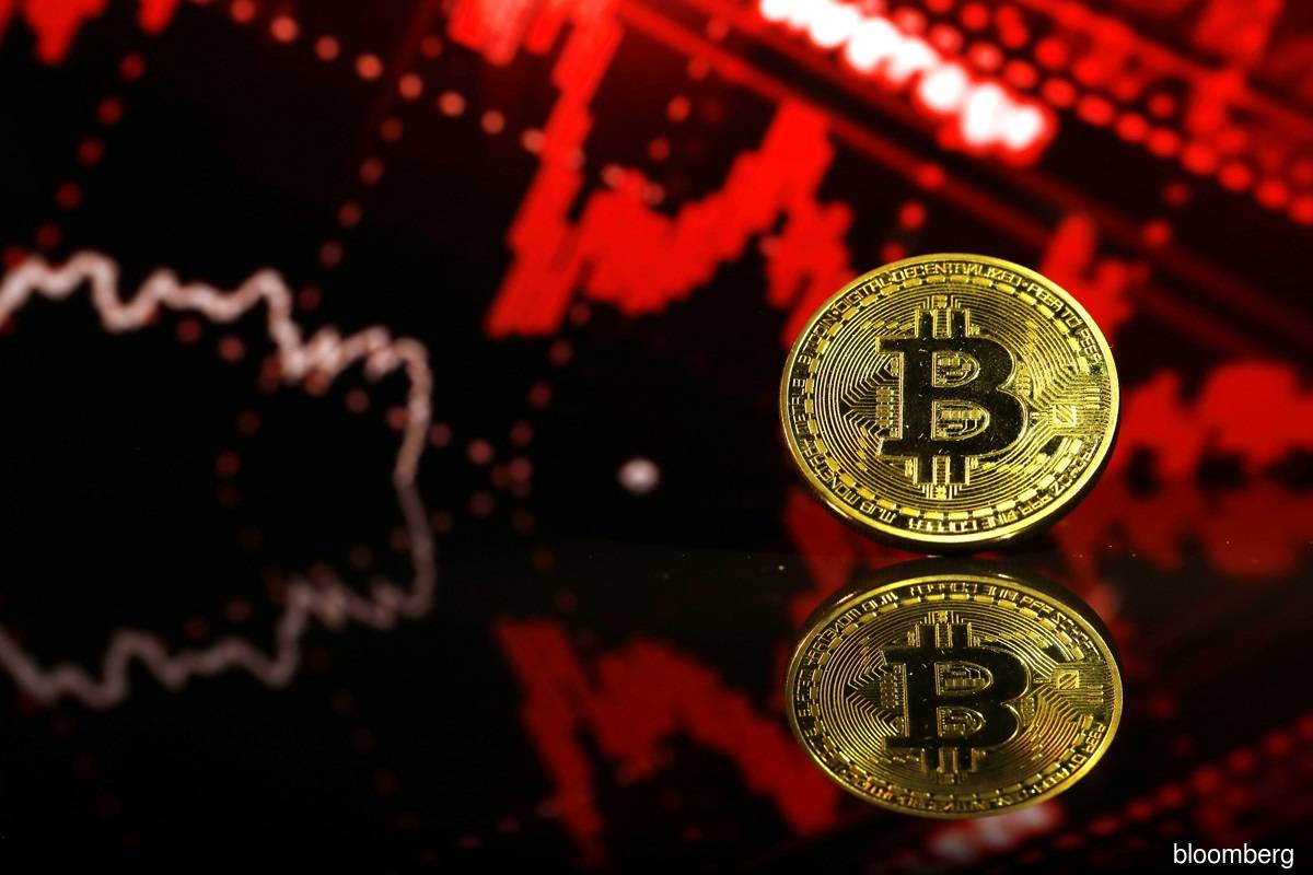 Bitcoin extends drop to levels last seen in May's crypto sell-off