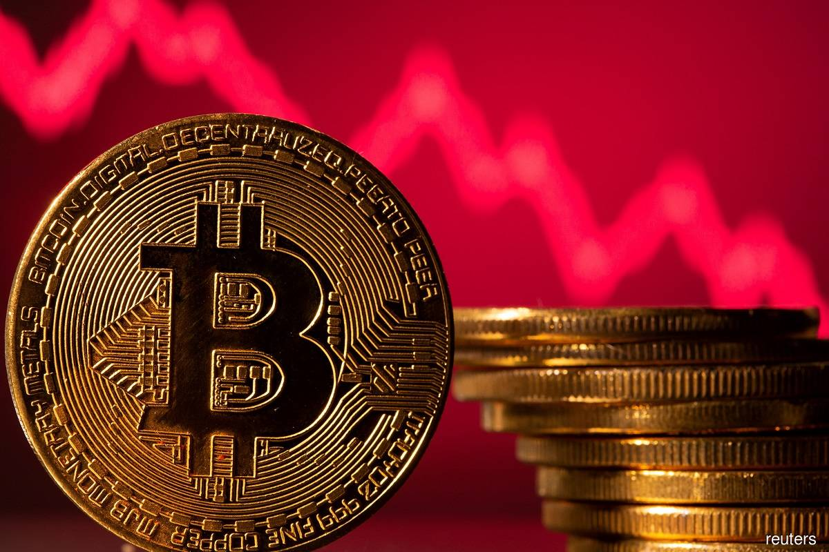 Bitcoin falls from peak, doubts linger over US ETF boost