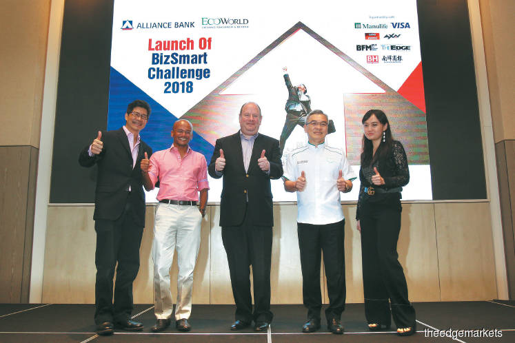 BizSmart Challenge 2018 turns to reality TV, with RM1m worth of prizes