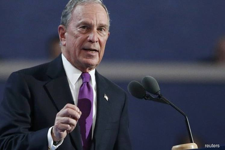 Bloomberg Faces Attacks from Democrats as He Rises in Polls