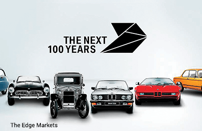 A century of memories with BMW
