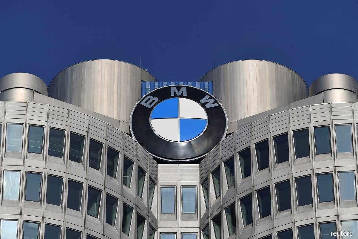 BMW expects at least half of sales to be electric cars by 2030