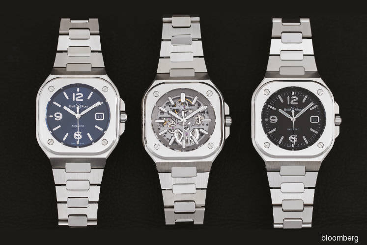 Watches:  Bell & Ross updates original watch in metal of the moment