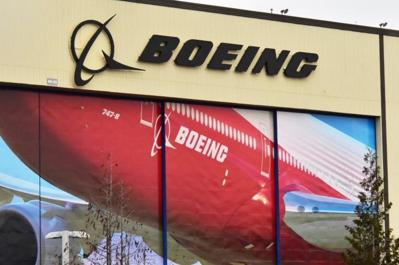 Boeing delivers 46 jets in January
