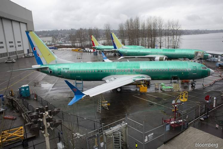 Boeing Max Crisis Reaches Critical Point as Board Considers Possible Halt to Output