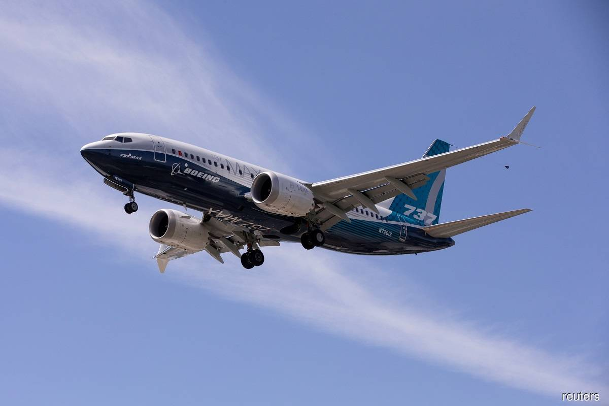 US FAA tracking all Boeing 737 MAX airplanes via satellite data