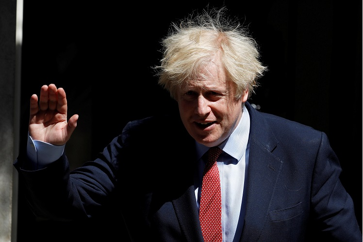 'What planet are they on?' No respite for UK's Johnson and aide