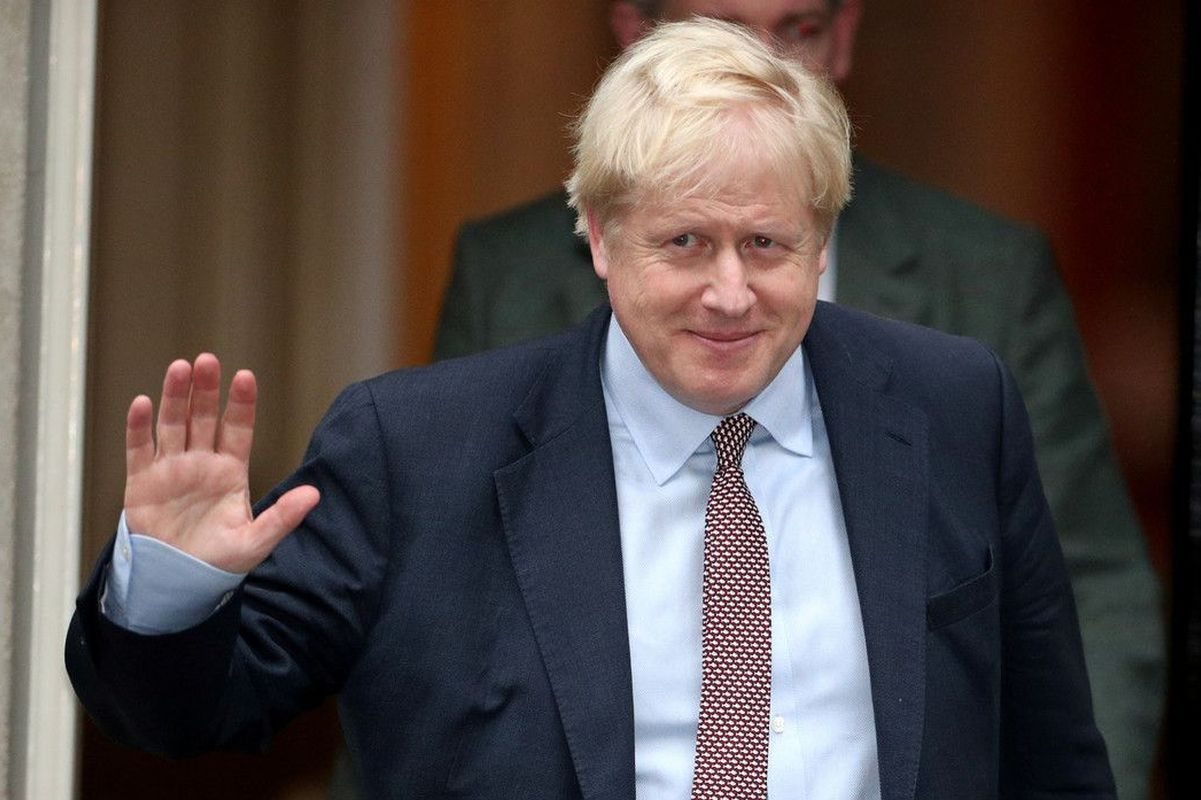 Refocusing priorities, UK PM Johnson reshuffles his top team