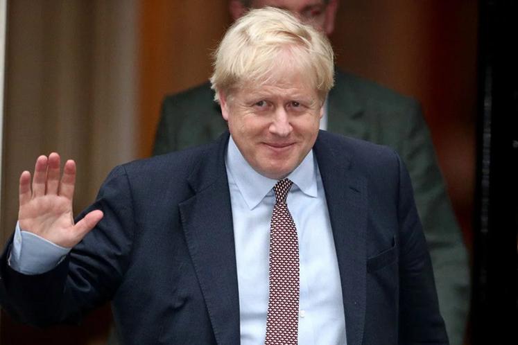 British PM Johnson has coronavirus, self-isolates in Downing Street