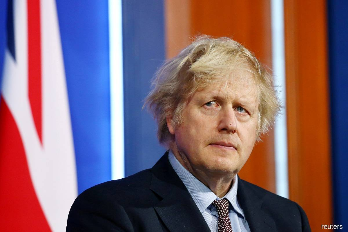 'Whatever it takes,' UK's Johnson warns EU over post-Brexit trade