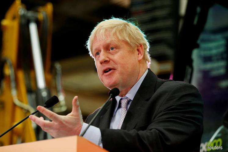 UK PM Johnson says will obey the law, confident of Brexit deal