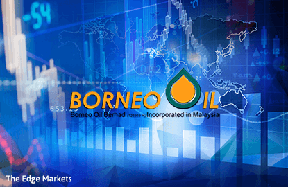 Stock With Momentum: Borneo Oil
