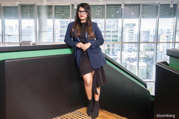 27-year-old female CEO's fashion start-up gets near US$1b valuation