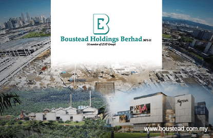 Boustead's 3Q net profit falls 67% as revenue declines, pays 6 sen dividend