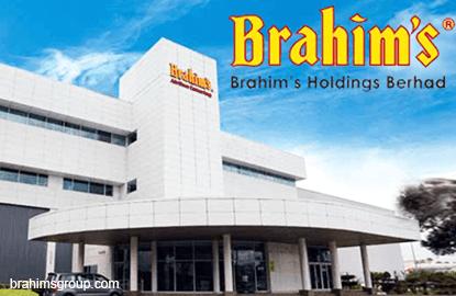 放眼本财年转亏为盈 Brahim's扬4.76%