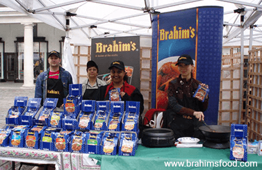 Brahim's diversifies from airline catering with 7-Eleven tie-up