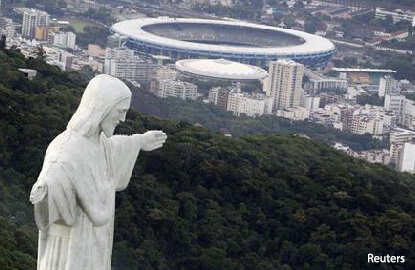 Rio state declares financial emergency, requests funding for Olympics