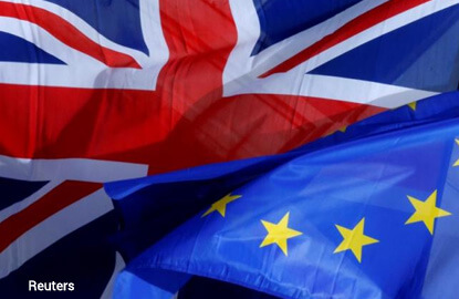 """UK's May to urge national unity amid reports of """"hard Brexit"""""""