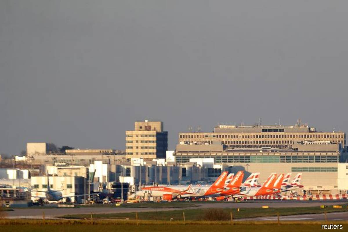 Britain's airlines say extra support needed if travel stays shut