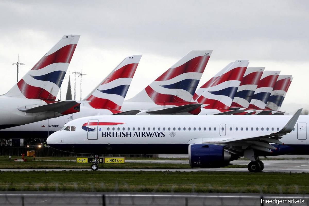 British Airways owner downbeat as rivals see summer rebound