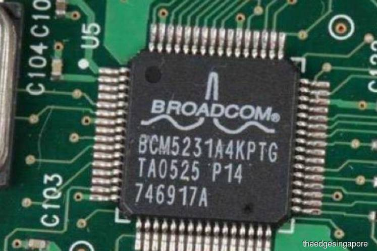Broadcom swings back to the black in 4Q with higher than expected US$636m earnings
