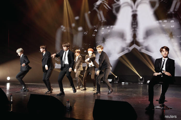 Entertainment: The mastermind behind BTS has built a US$770m K-Pop fortune