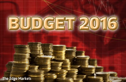 People-centric theme takes centre stage under Malaysia's Budget 2016