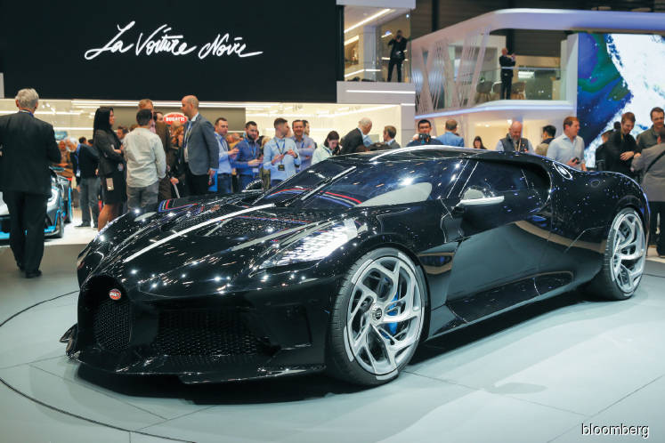 Best new cars at the Geneva Auto Show