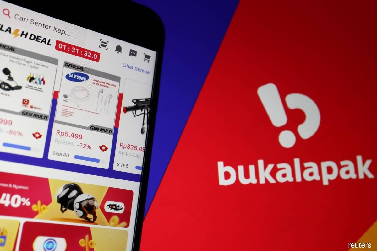 Indonesia's Bukalapak raises IPO target to US$1.5 billion — sources