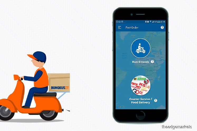 E-services: Fast delivery service