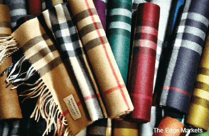Style: Burberry launches its scarf bar