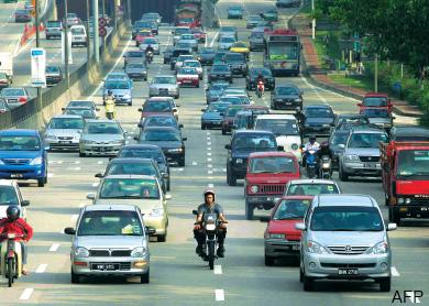 8月汽车销量5万3452辆 按年增4.5%