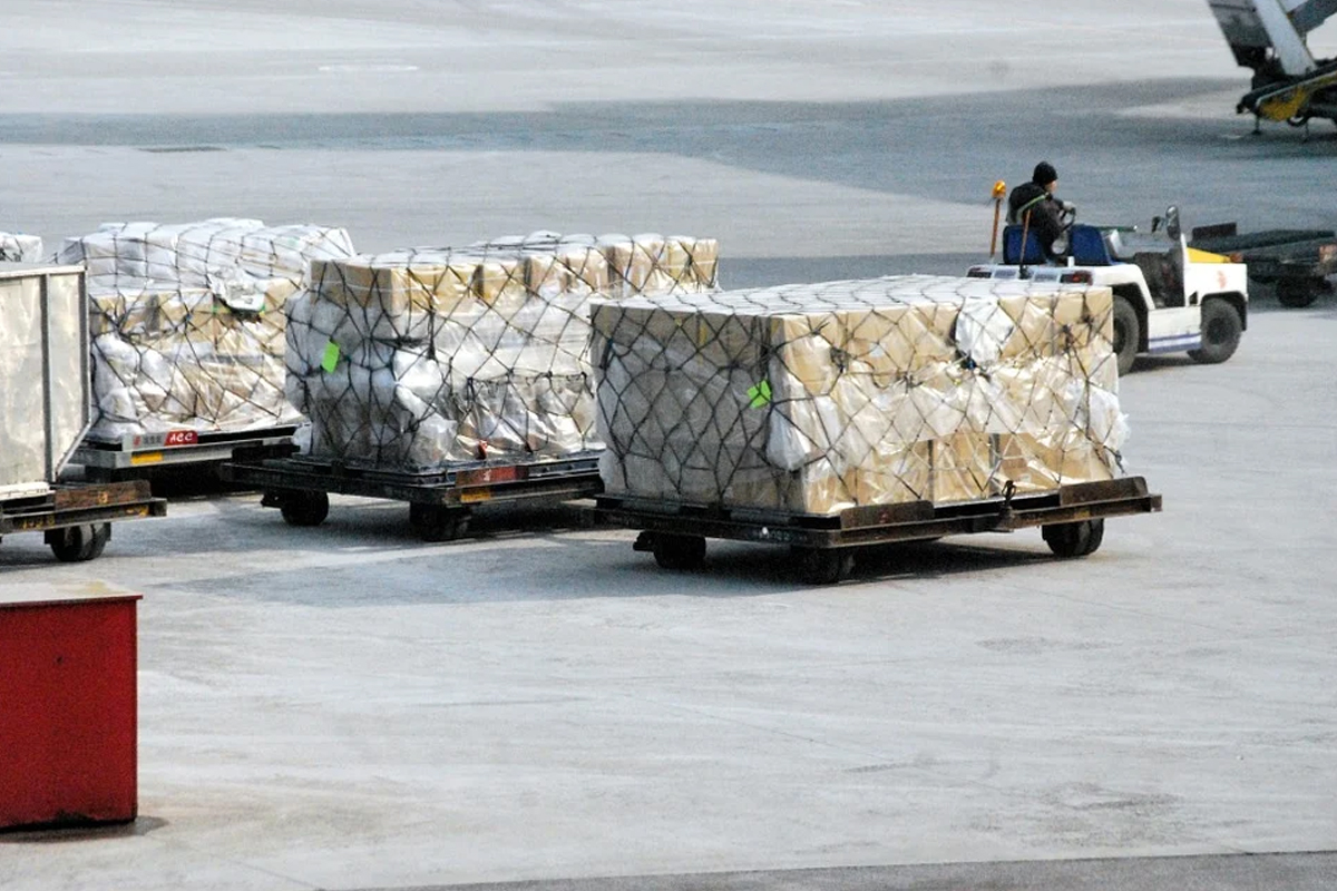 Air cargo demand up 7.7% in August versus Pre-Covid levels, says IATA