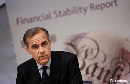 Carney's job gets harder as Yellen escapes zero