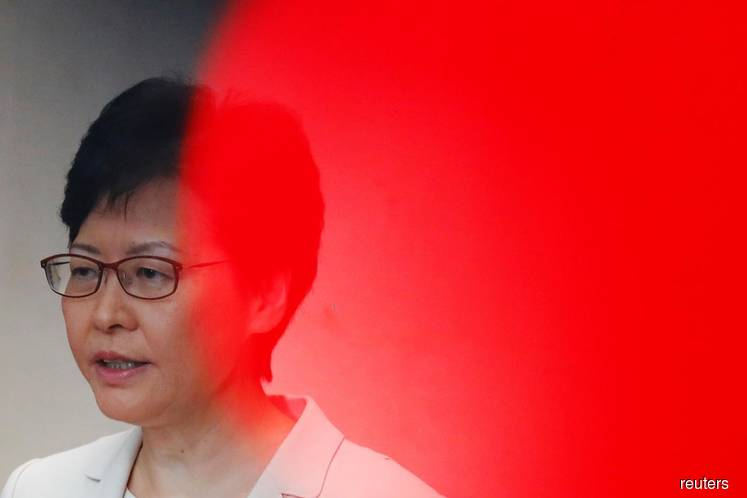 HK leader to prioritise housing, livelihoods to appease protesters