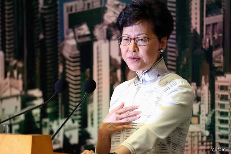 China won't allow Hong Kong leader to step down despite mass unrest — HK official