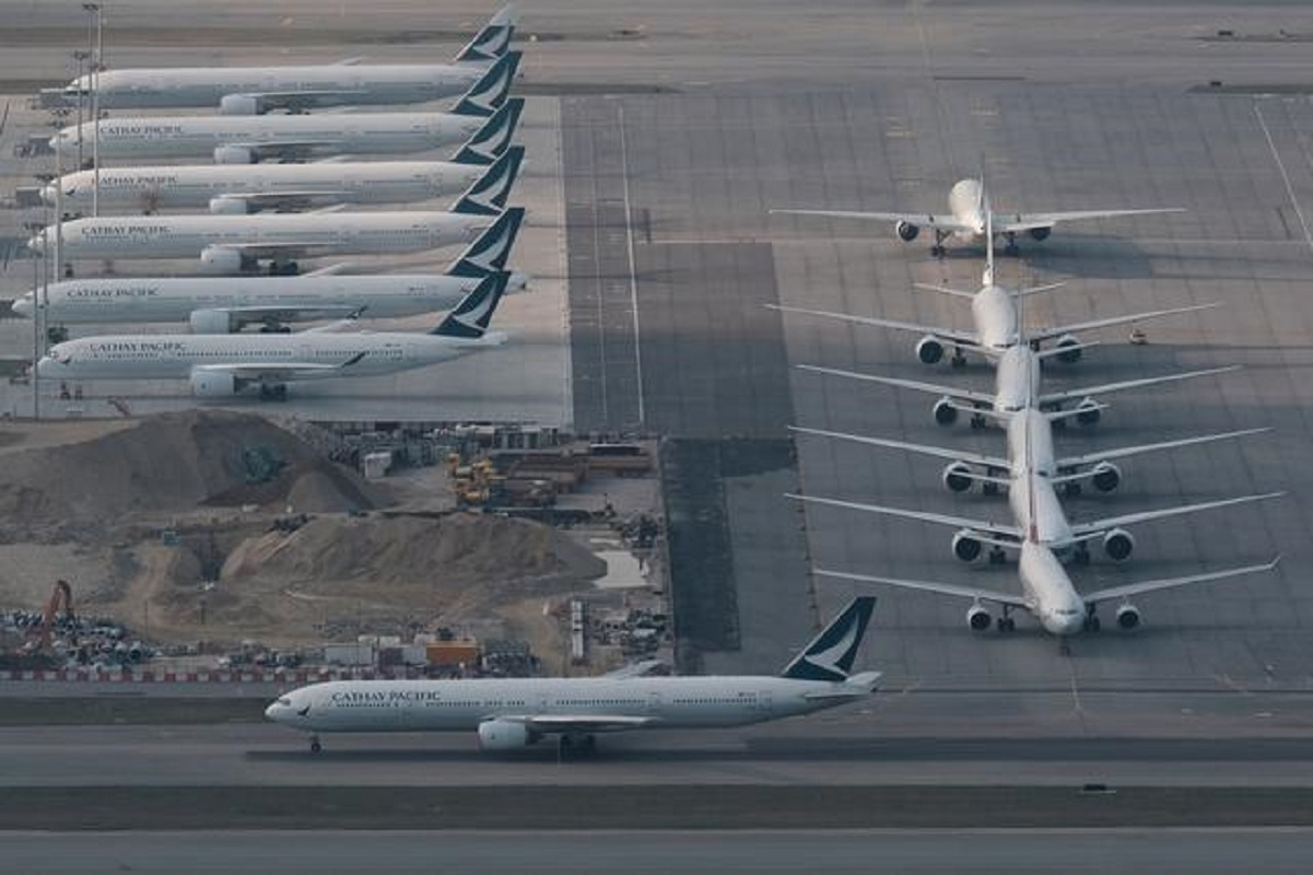 Cathay Pacific proposes convertible bond issue amid rising cash burn