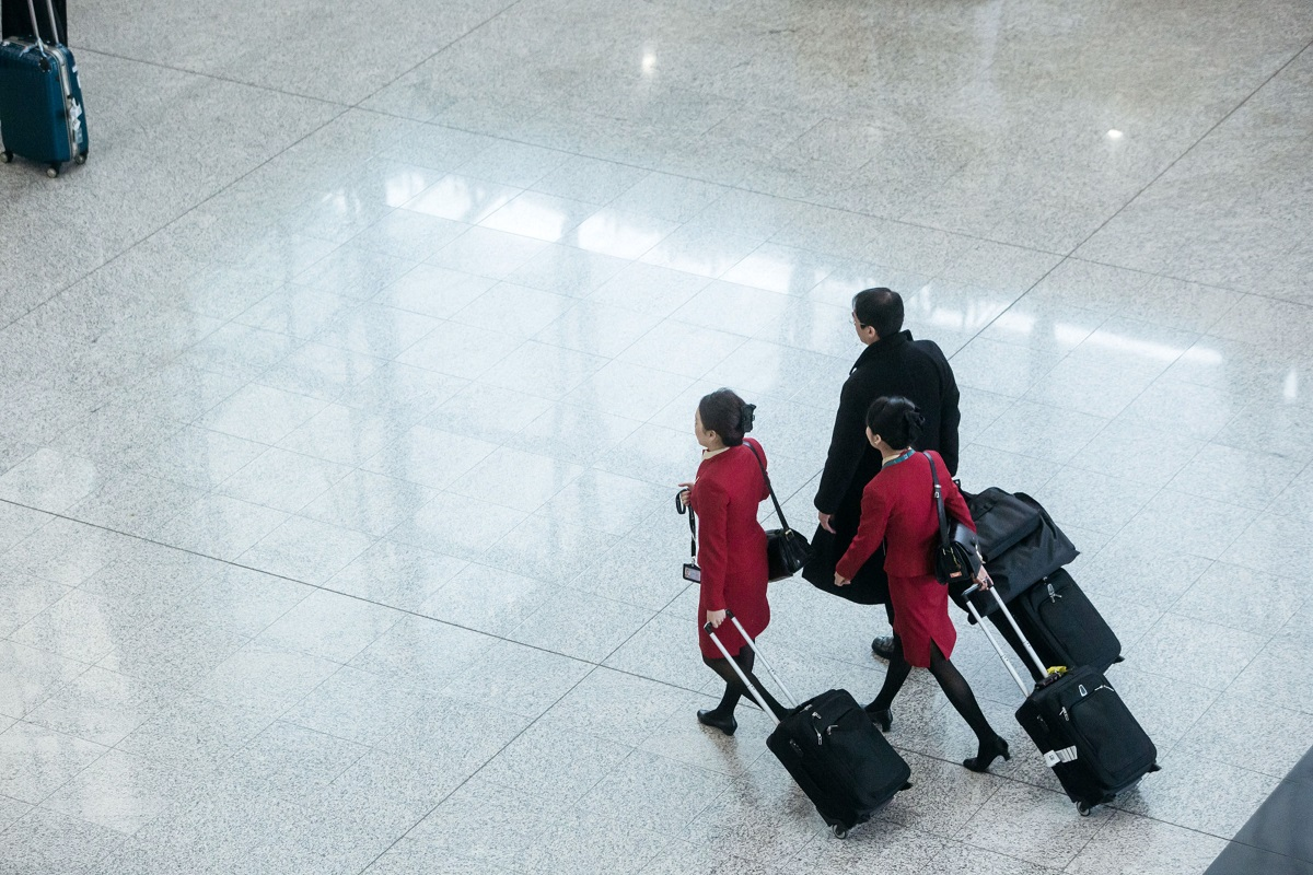 Cathay crew to work 21-day stints to avoid quarantine