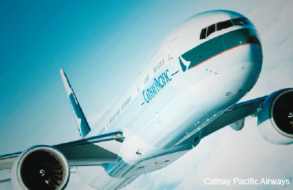 Cathay to cut HQ costs by 30% after annual loss — memo