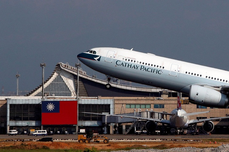Cathay says Hong Kong airport transit from June 1 excludes mainland flights