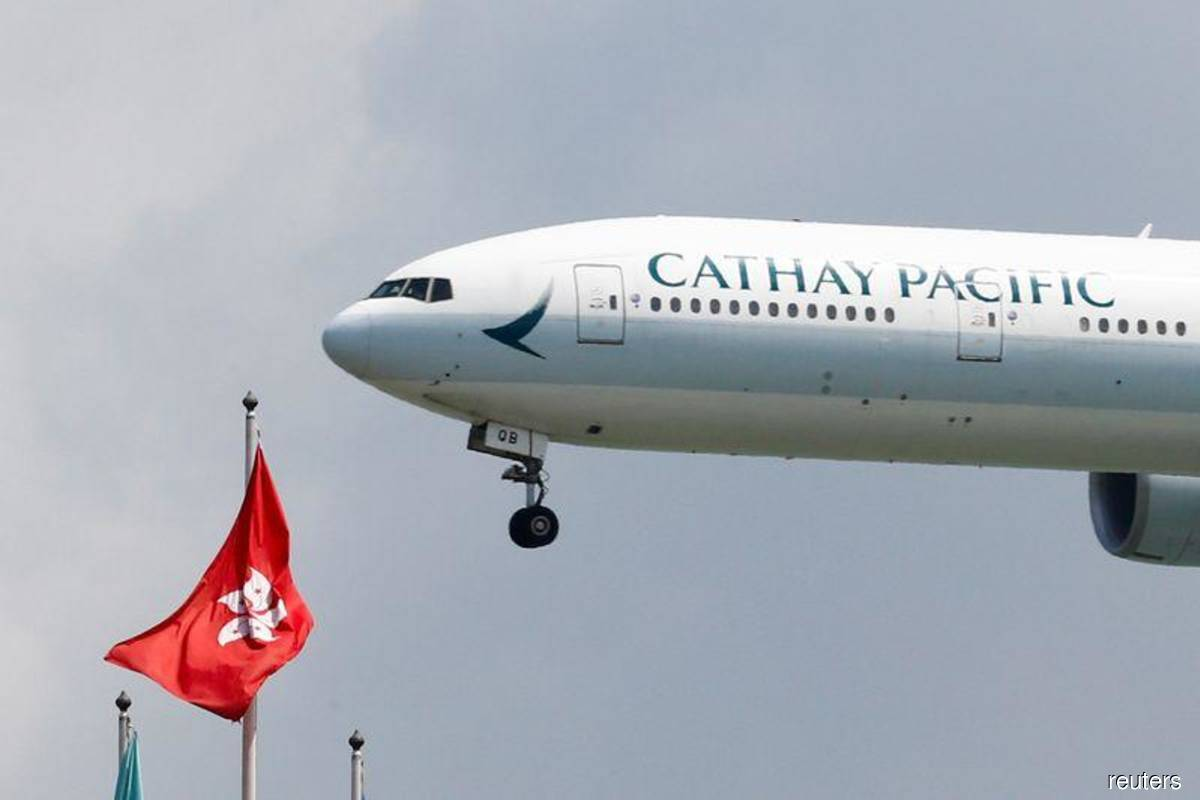 Cathay Pacific flags US$1.3b first-half loss as travel demand battered