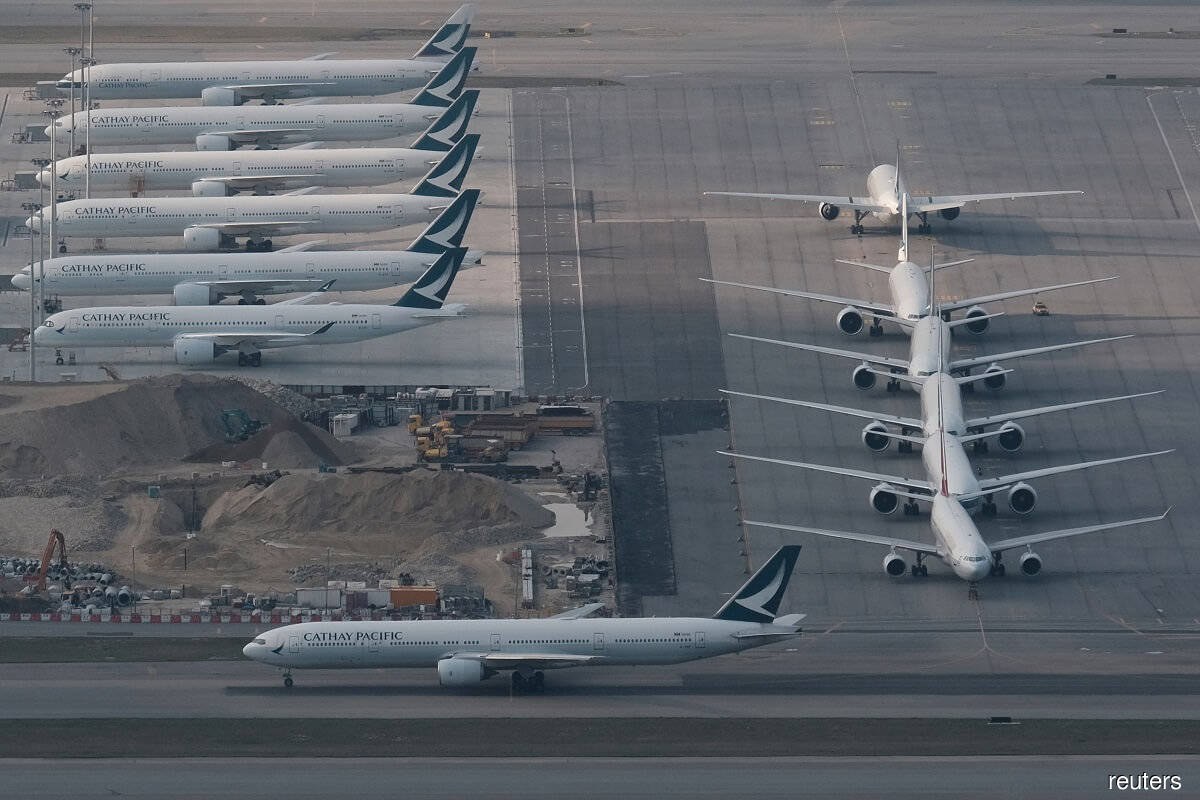 Cathay Pacific open to employee ideas as it works on restructuring plan