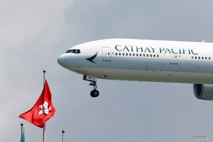 Hong Kong government to lead HK$39 billion rescue package for Cathay Pacific