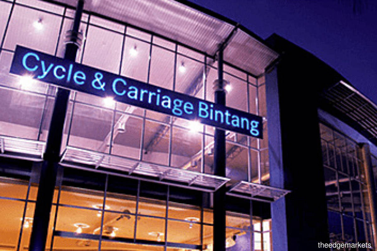 New substantial shareholder emerges for Cycle & Carriage Bintang